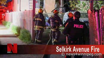 Selkirk Avenue fire under investigation - News 4
