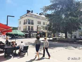 Eure. À Vernon, la rue Carnot reprend vie après des mois de chantier - actu.fr