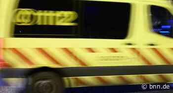 Zwei Verletzte nach Frontalzusammenstoß in Keltern - BNN - Badische Neueste Nachrichten