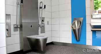In Pfinztal gibt es eine neue öffentliche Toilette - für 165.000 Euro - BNN - Badische Neueste Nachrichten