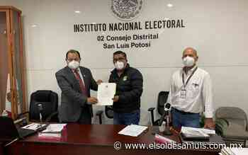 Marianela Villanueva anuncia impugnación pero INE entrega constancia a Juan Manuel Navarro - El Sol de San Luis