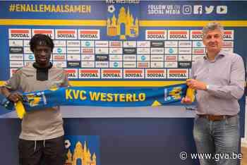 Wally Fofana is de nieuwste aanwinst van KVC Westerlo - Gazet van Antwerpen