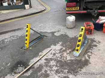 Businesses fume over strict Covid traffic measures in Hay-on-Wye
