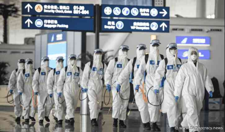 China Redux: COVID Lockdowns Return To Fight New Outbreak