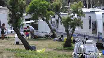 Istres : le mobil home disparaît de son jardin, il le retrouve dans un camp de gens du voyage - CNEWS