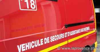 Istres : collision entre un camion et une voiture sur la N569 - La Provence