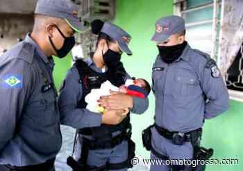 Com auxílio da PM, Conselho Tutelar de Pontes e Lacerda resgata bebê em boca de fumo — O Mato Grosso - O Mato Grosso