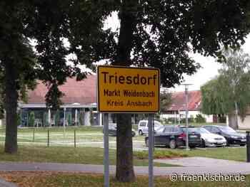 Weidenbach-Triesdorf: +++ Ortseingangsschild entwendet +++ - fränkischer.de - fränkischer.de