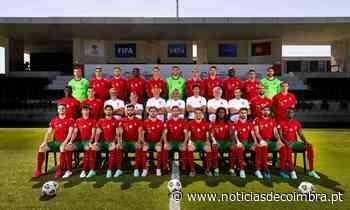 Euro2020: Veja a foto oficial de Portugal - Notícias de Coimbra