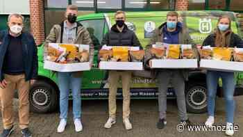 Papenburger Lions sammeln mit Charity-Körben 8000 Euro für guten Zweck - NOZ