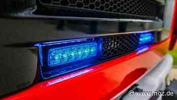 Schwelbrand in Papenburger Fertigungshalle - NOZ