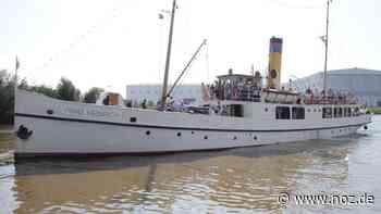 """In Papenburg gebautes Traditionsschiff """"Prinz Heinrich"""" legt wieder ab - NOZ"""