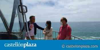 La Autoridad Portuaria cede durante cuatro años a Oropesa los jardines del faro para celebrar eventos - castellonplaza.com