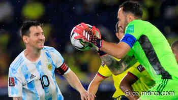 David Ospina, un 'Lío' para Messi - Marca Claro Colombia
