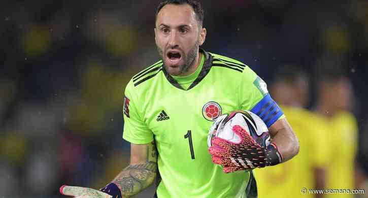 ¡El show de David Ospina! Así fueron las atajadas del arquero de la Selección Colombia ante Argentina - Semana