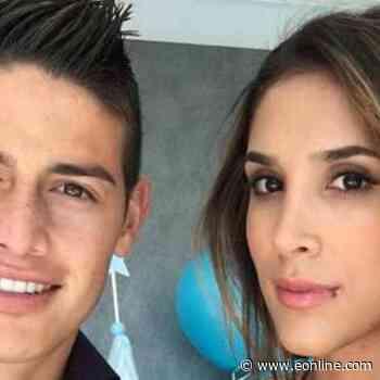 ¿Puede que haya reconciliación entre Daniela Ospina y James Rodríguez? - E! Online