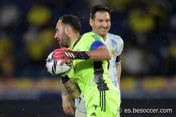 Como Bravo hizo en su momento, Ospina aguó la fiesta de Messi - BeSoccer