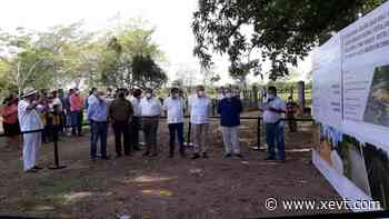 Anuncia AALH que este año concluirá reconstrucción de caminos en Macuspana - XeVT 104.1 FM   Telereportaje