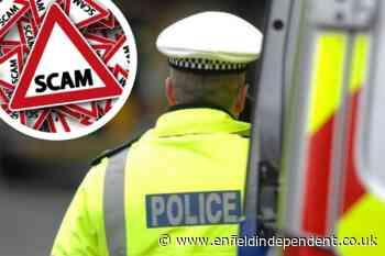 Hertfordshire Police issue scam warning