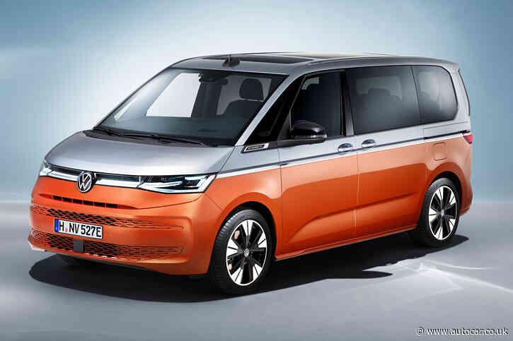 New 2022 Volkswagen Multivan: Caravelle successor gets PHEV