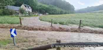 [Vidéo] Lillebonne. Coulées de boue après l'orage : les souvenirs de 1993 remontent à la surface - Le Courrier Cauchois