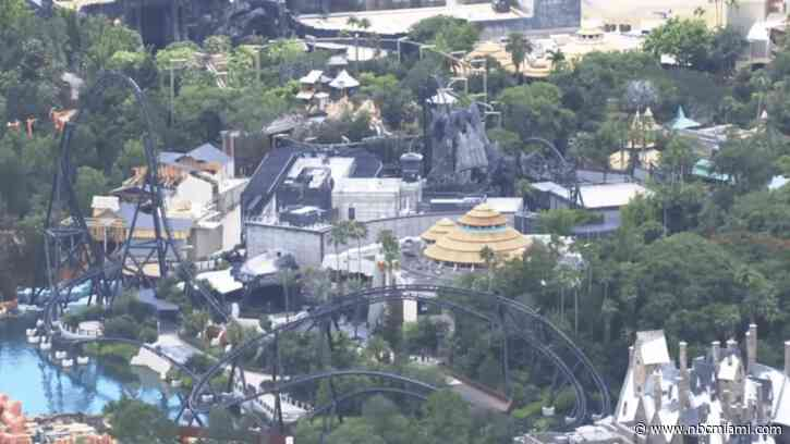Jurassic World VelociCoaster Opens at Universal Orlando's Islands of Adventure