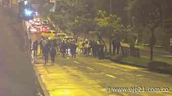 Manifestantes atacaron el CAI de Villahermosa - Eje21