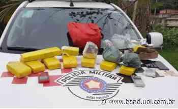 Polícia Militar apreende 8 quilos de drogas em Ilhabela - Band Jornalismo