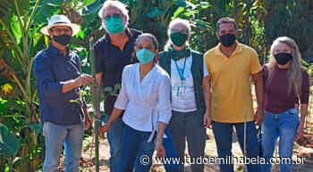 Plantio de árvores no aterro de Ilhabela marca recuperação de área que será transformada em Viveiro Municipal - Tudo em Ilhabela
