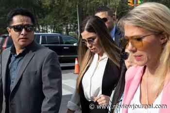 Wife of drug kingpin 'El Chapo' pleads guilty in US