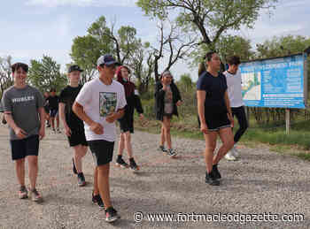 Willow Creek Wilderness Walk Run supports F.P. Walshe school - Macleod Gazette Online