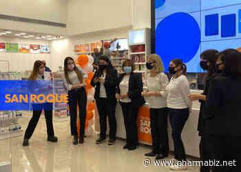 San Roque se aggiorna en el Shopping - Pharmabiz