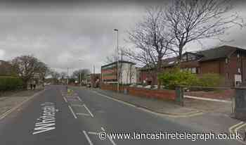 Teen taken to hospital with serious head injuries following crash between bike and car
