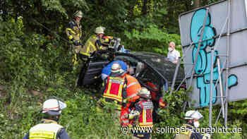 L288: Unfall sorgt für Sperrung in Ohligs