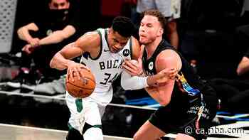 One Play: Has Blake Griffin figured out an answer for Giannis Antetokounmpo? - NBA CA