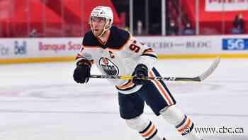 Oilers' McDavid, Leafs' Matthews, Avs' MacKinnon named Hart Trophy finalists