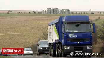 Stonehenge Tunnel: A360 section to close for three months