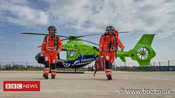 Great Western Air Ambulance seeks kit design help