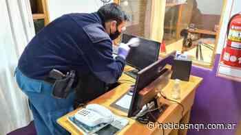 Robaron en Radio Municipal San Martin de los Andes - Noticias NQN