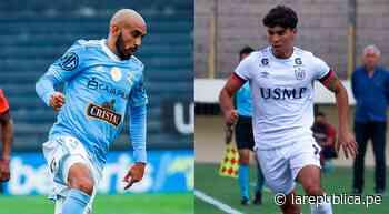 GOLPERU EN VIVO: ver San Martin vs. Sporting Cristal EN DIRECTO final fase 1 Liga 1 Betsson 2021 HOY por inter - LaRepública.pe