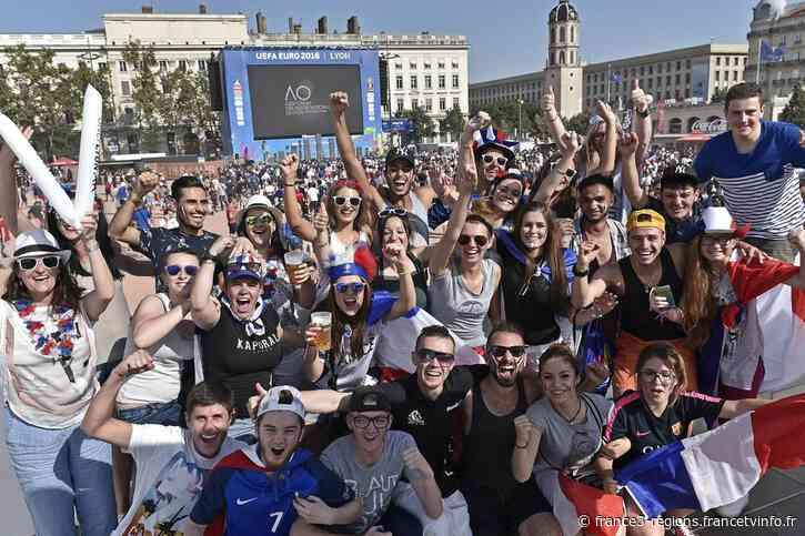 Euro de football 2021: la ville de Bron (métropole de Lyon) ouvre une fan zone à jauge limitée - France 3 Régions