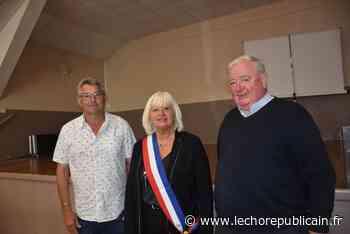 Marie Claude Rigot, nouveau maire de Souancé au Perche - Echo Républicain