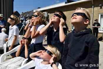IN BEELD. Jouw foto's van de zonsverduistering (Antwerpen) - Gazet van Antwerpen