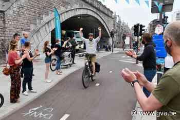 Antwerpen tiende op wereldranglijst fietsvriendelijke steden (Antwerpen) - Gazet van Antwerpen