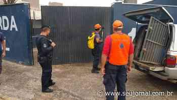 Defesa Civil de Capivari realiza higienização de prédios públicos - SeuJornal