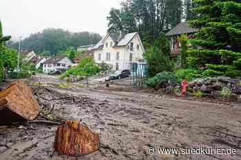 Waldshut-Tiengen: Ein Unwetter verursacht Millionenschäden in Küssaberg und Klettgau - SÜDKURIER Online