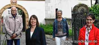 Waldshut-Tiengen: Kulturverein mischt die Spitze neu: Wechsel im Vorstand der Freunde Schloss Tiengen - SÜDKURIER Online
