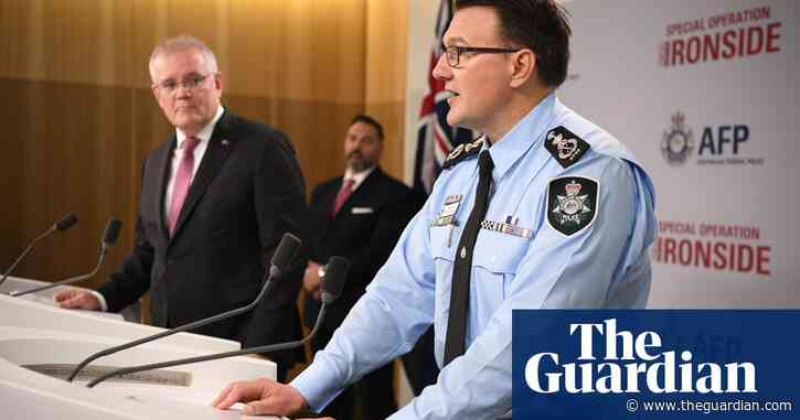 Act giving AFP powers to monitor An0m devices did not become law until after FBI operation began