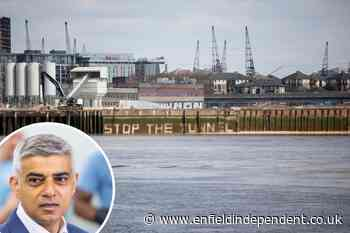 Sadiq Khan: Scrapping Silvertown Tunnel 'not an option'