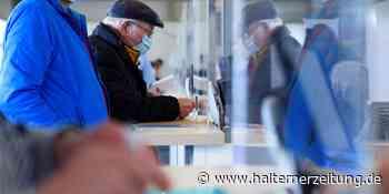 Impfzentrum Velen vergibt erst mal nur noch Termine für Zweitimpfungen | Ahaus - Halterner Zeitung